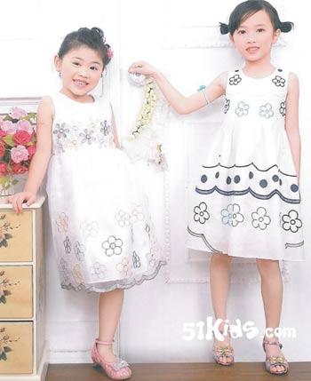 舒贝儿城市贵族儿童服装