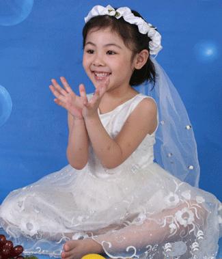 肖瑶的相册列表 - 儿童模特 - 中国童装网