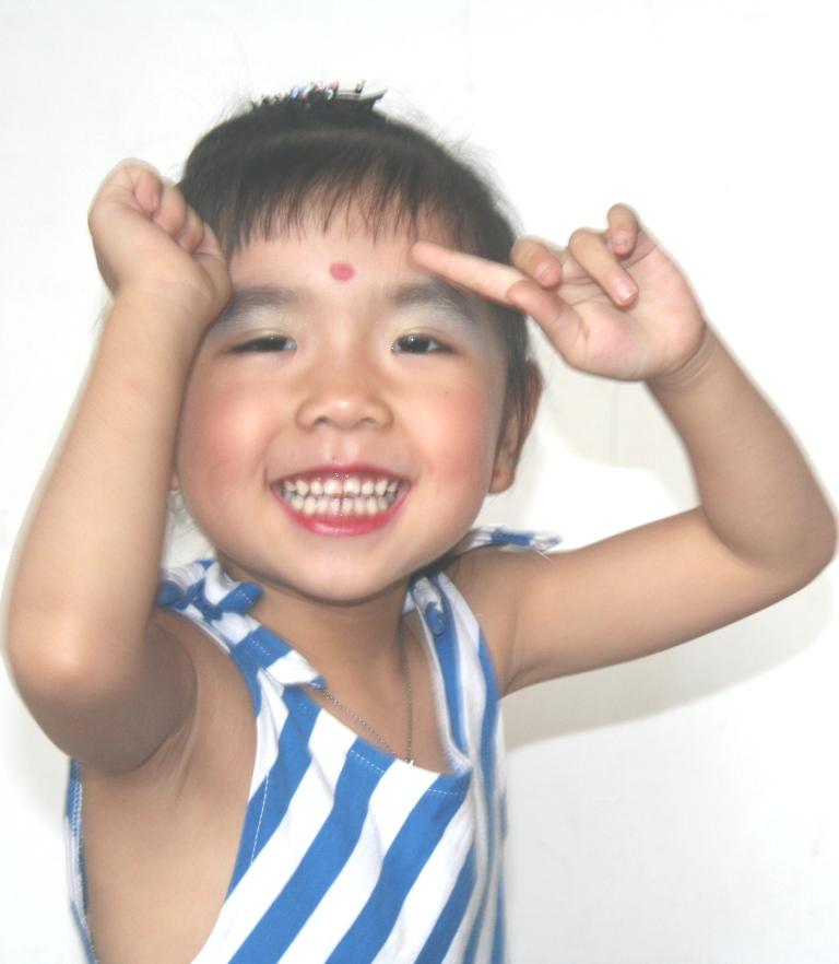 张飞扬的相册 - 儿童模特 - 中国童装网