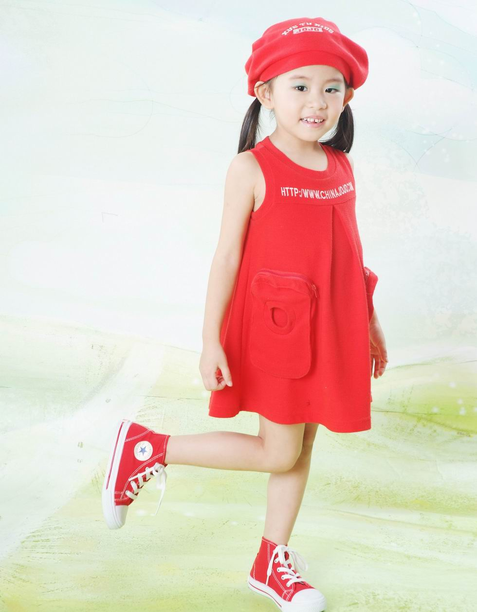 好开心 - 儿童模特 - 中国童装网