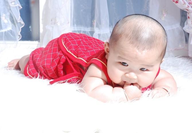 可爱的胖宝宝 - 儿童模特 - 中国童装网