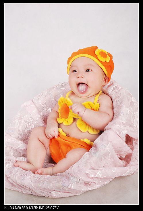 小可爱 - 儿童模特 - 中国童装网