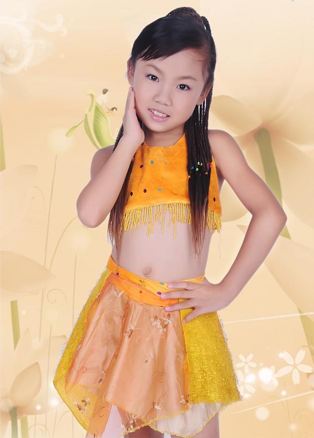 刘安琪的相册 - 儿童模特 - 中国童装网
