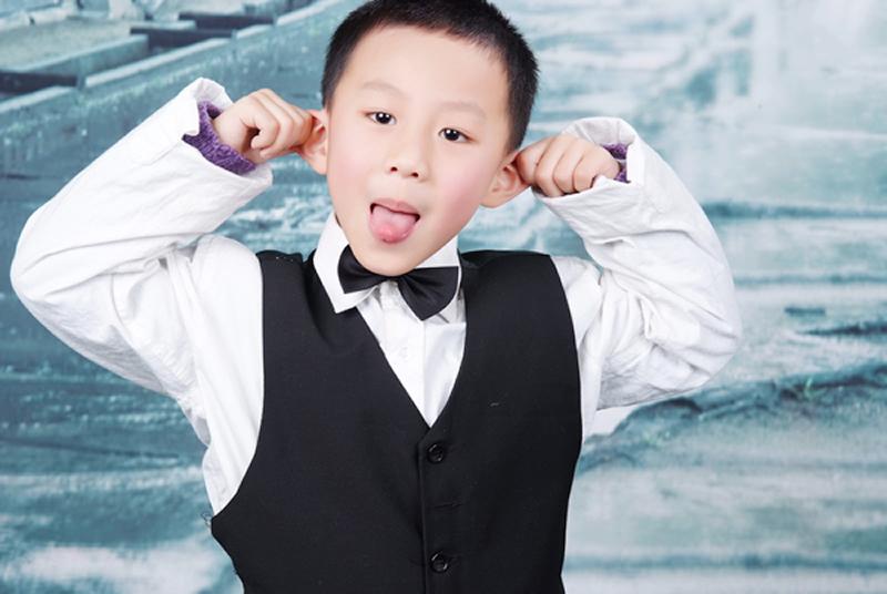 可爱宝贝 - 儿童模特 - 中国童装网