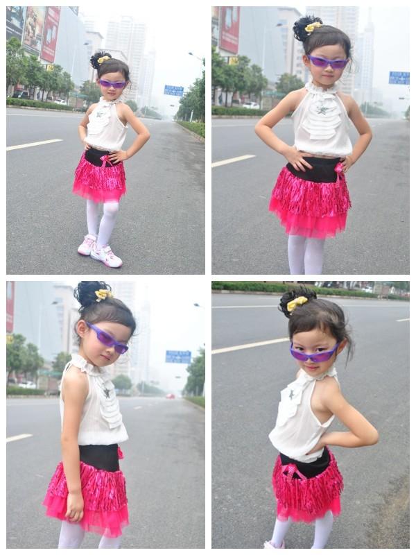 街拍- 儿童模特 - 中国童装网