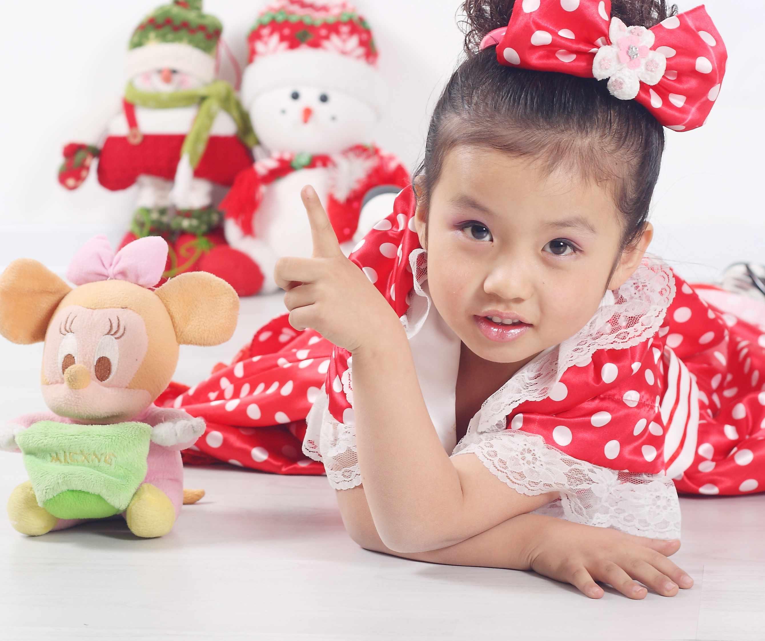 韩国可爱网红小孩酷
