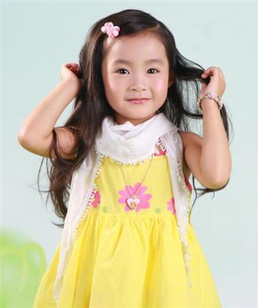 袁希贝的留言 - 儿童模特 - 中国童装网