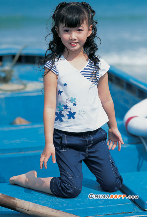 哈利·比蒂童装彰显儿童活泼可爱的本质(1)_中国童装网
