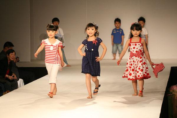 称号; 2004年加入安奈儿天使小模特,并多次代表安奈儿参加模特走秀