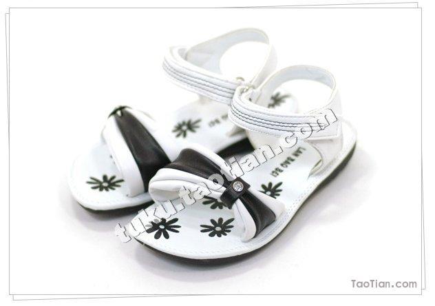 07韩版儿童凉鞋(四)