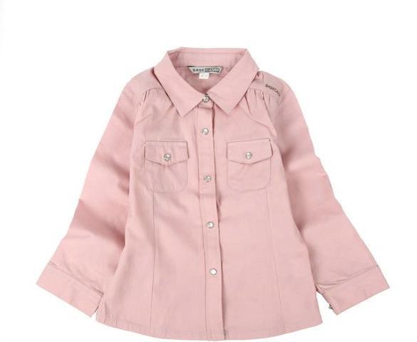 童装新闻  设计时空 韩国2009秋冬童装衬衫系列款式