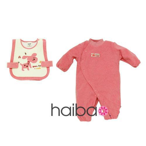 动物造型婴儿装 让宝宝新年卡哇伊!