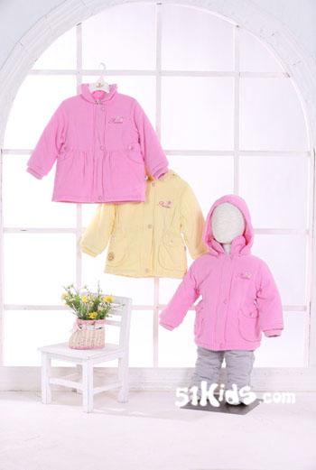樱桃贝贝 品牌2010年春夏新品发布会及招商会图片