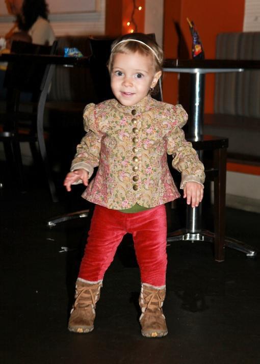欧美儿童鞋模特