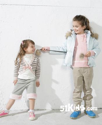 """童装 时尚 圣大保罗/""""圣大保罗""""诠释儿童贵族精品时尚"""