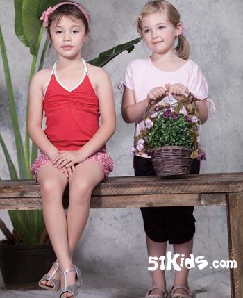 美丽从小开始 美孩儿童装_中国童装网