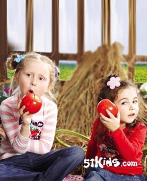 力果贝贝童装品牌定位于0-6岁时尚童装,追求品质、时尚、健康生活图片
