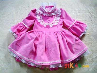 漂亮华丽的公主裙 让童年的梦想不在空白