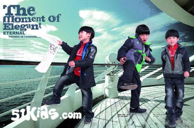 莹泽童装 为孩子塑造一个幸福的成长空间