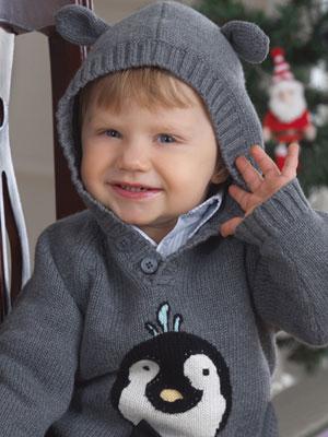 i-baby童装教宝宝穿衣搭配技巧