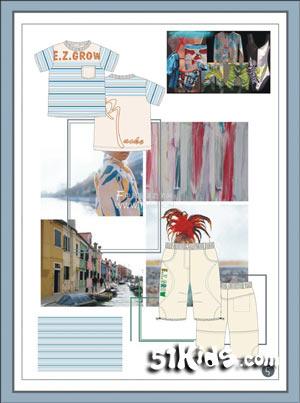 网站首页 外贸童装 童装设计 童装设计稿简单大方