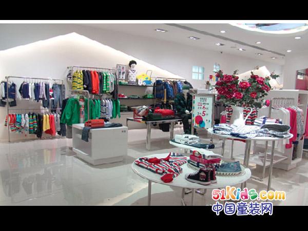 红黄蓝店铺形象(4)