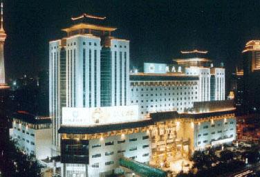 北京翠微大厦商场
