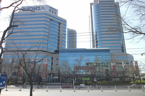 北京太平洋百货北京盈科店