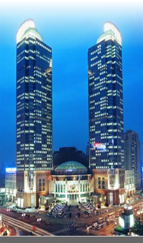 上海港汇广场