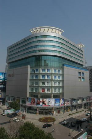 太原华宇购物中心