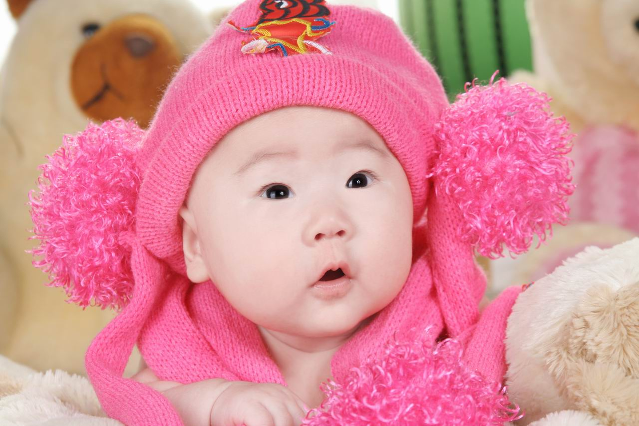 想每天都看到可爱小宝贝的样子