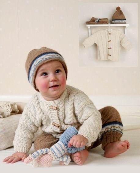 新款欧美超可爱宝宝毛衣(10)