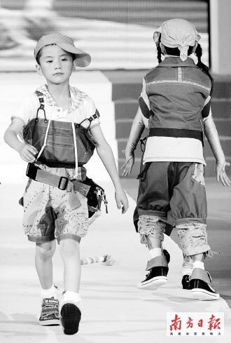 服装设计名师及未来人才陆续闪亮登场,由此我们看到了佛山童装甚至