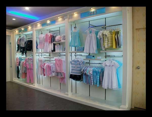 最新流行的 埃米希 童装店铺陈列艺术欣赏