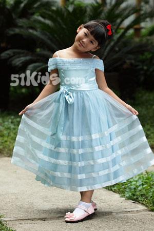 儿童手工制作纸裙子
