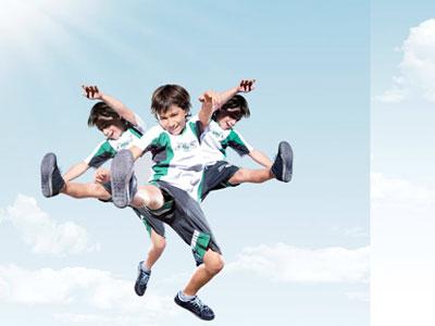 德国r100童装倡导时尚运动新概念