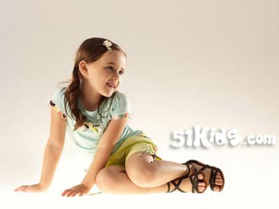 美的倾听,美的享受,路西米儿童装我们共创成功未来