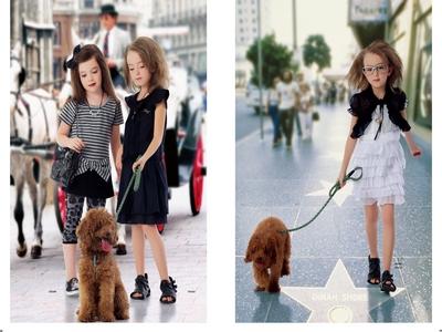 美国时尚品牌大眼蛙童装诚邀全国加盟